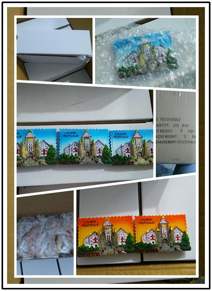 Extraworld-3D-handpainting-souvenir-resin-fridge-magnet