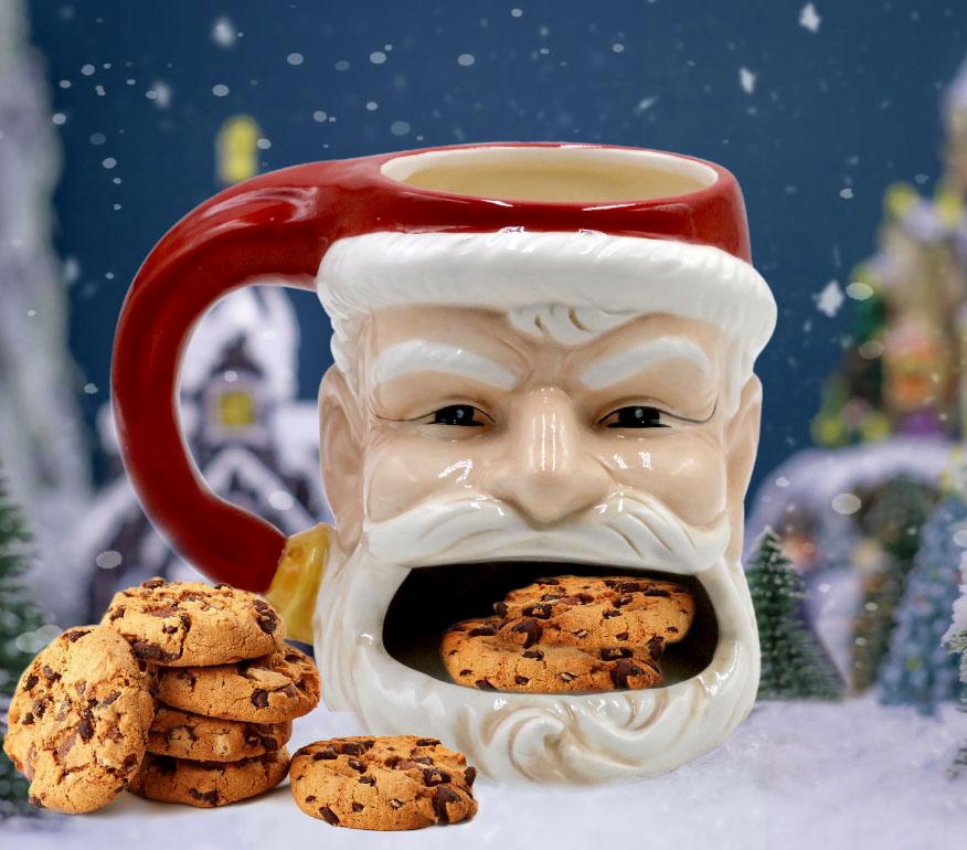 Extraworld Santa mug-1