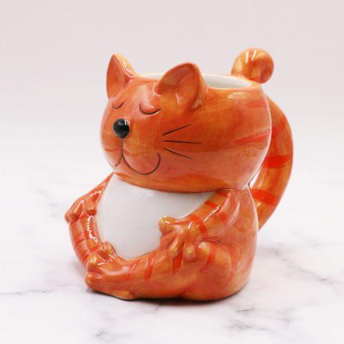 EW81237 Cat Mug